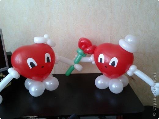 Поделки своими руками из воздушных шаров и ниток своими руками