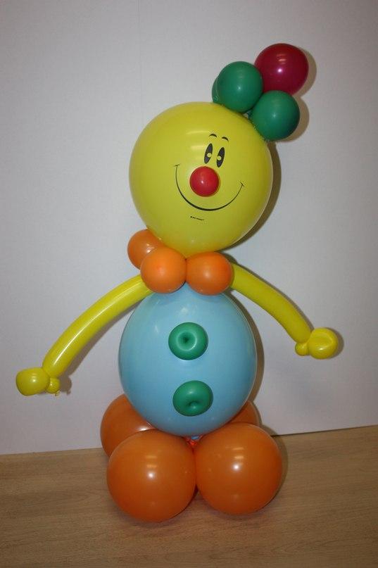 Мастер класс из воздушных шариков своими руками